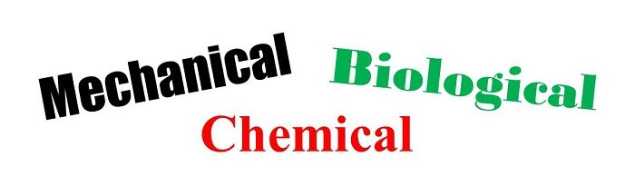 Mechanical Biological Chemical Filtration