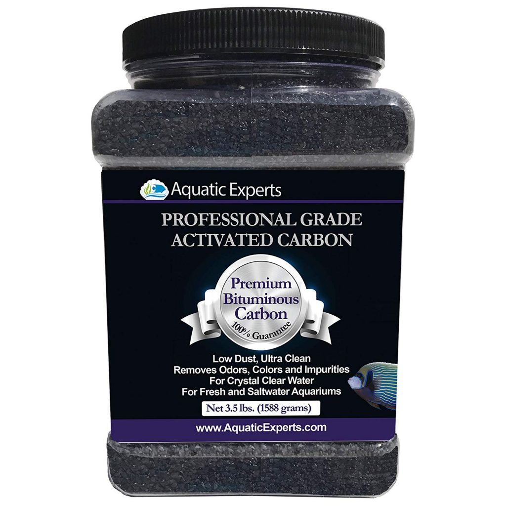 Fish Tank Filter - Activated Carbon